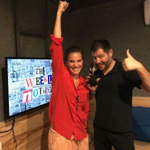 The Weekly Noticias - No.15 (11 July 2018)