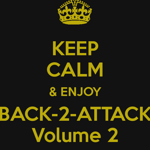 DJ DUFFY BACK 2 ATTACK VOLUME 2