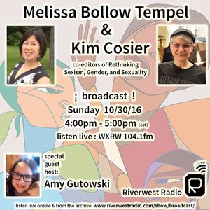 Broadcast: Kim Cosier, Melissa Bollow Tempel & Amy Gutowski - Part 2. 10-30-16