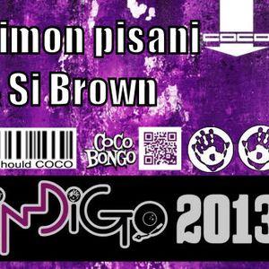 Simon Pisani & Si Brown Presents Jan Indigo Mix 2013