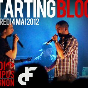 Starting Block : Yo.K (+Mi.K) - Radio Campus Avignon - 04/05/12