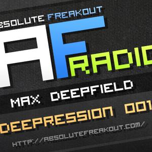 Max Deepfield - Absolute Freakout: Deepression 001
