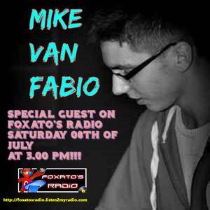 MIKE VAN FABIO @ Foxato's Radio