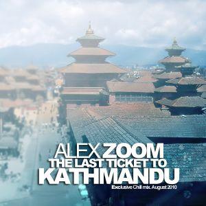 LAST TICKET TO KATHMANDU