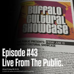 Episode 43: Live From The Public