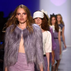 Musique Couture Mix for GLAW -  Mercedes Benz Fashion Week Spring Summer 2015