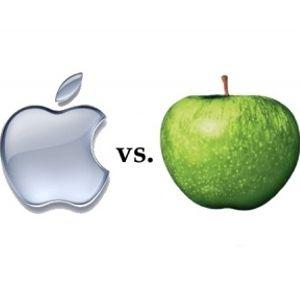 Apple vs Apple (Feb 28, 2007)
