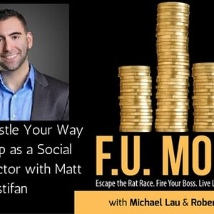 20: How To Hustle Your Way to the Top as a Social Media Director with Matt Astifan