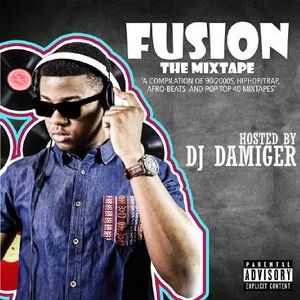 #DJ Damiger's Afro party mix