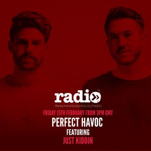 Perfect Havoc Hour Mix With Just Kiddin
