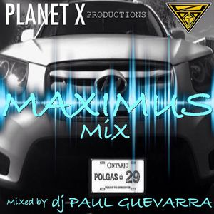 MAXIMUS MIX by dj PAUL GUEVARRA djPG29