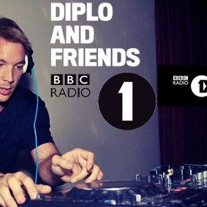 Dazer on Diplo & Friends BBC Radio 1 #1Xtra