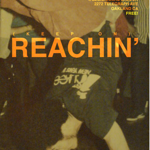 (Keep on) REACHIN' 2014-11-29