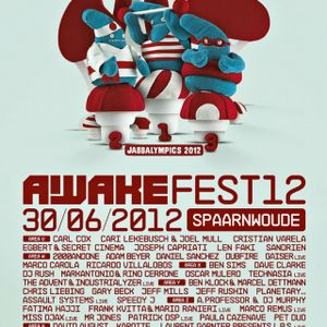 Joseph Capriati - Live @ Awakenings Festival, Spaarnwoude, Holanda (30.06.2012)