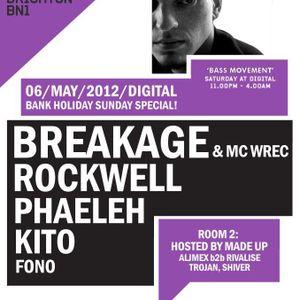 Supercharged Sunday Set: Digital Brighton 6/5/2012