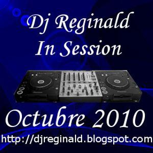Dj Reginald Session - Octubre 2010