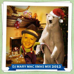 DJ MARY MAC XMAS MIX 2012