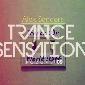 Alex Sanders - Trance Sensation # 09