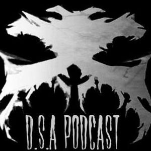 Darker Sounds Artists (D.S.A) Podcast Presents ChromNoise - 27.8.2012