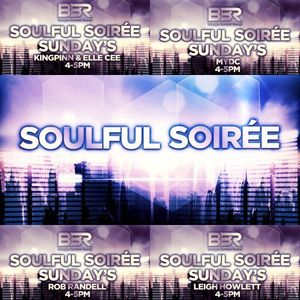 Soulful Soiree on Boogie Bunker Radio - Featuring MYDC   9th  JULY 2017