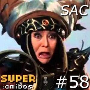 SAC 58 - Go Go Power Rangers!