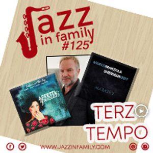 Jazz in Family #125 (Release 21 Marzo 2019)