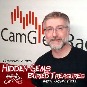 Hidden Gems & Buried Treasures w/John Fell, 19 Sep 2017