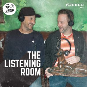 SEPTEMBER 2017: THE LISTENING ROOM EDITION 3 with ROBBIE LOWE & MARK VICK    new house/tech podcast
