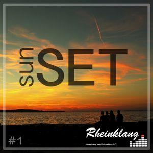 sunSET #1 - Rheinklang