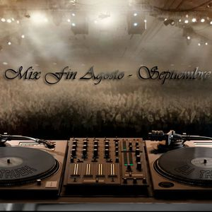 Mix Fin Agosto Septiembre (DJ TavoX)