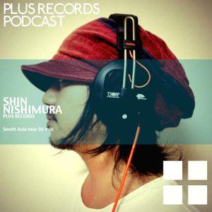 147: Shin Nishimura - south asia tour DJ mix