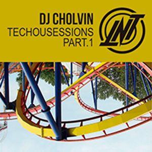 Dj Cholvin Techno Sessions Part.1@TNT