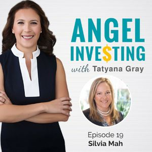 AI019 37 Angels and Other Angel Education with Silvia Mah