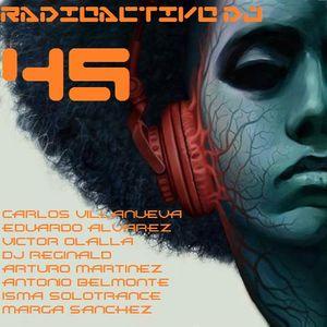 RADIOACTIVO DJ 45 BY CARLOS VILLANUEVA