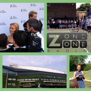 #InTheZone: Wimbledon Special -- @z1Radio
