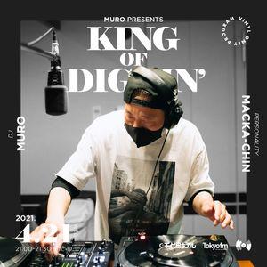 MURO presents KING OF DIGGIN' 2021.04.21 【DIGGIN' Duo】