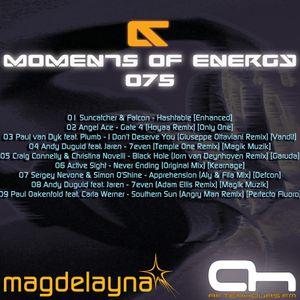 Magdelayna - Moments Of Energy 075 [November 2013]