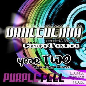 Purple Feel - Dancedemia H.o.T Year Two