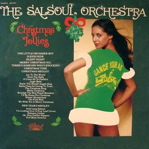 The Salsoul Orcherstra - The Christmas Medley