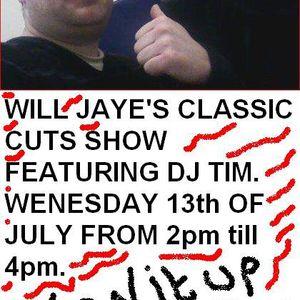 Will Jay'es Classic Cuts Show Featuring DJ Tim - Part 2