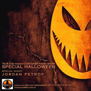 Jordan Petrof - Guest mix for Halloween party night w/ Tis & Zoe