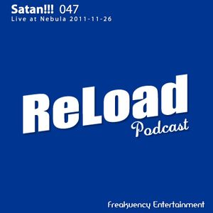 ReLoad Podcast 047 : Live at Nubula