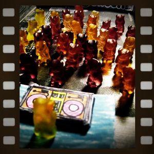 krol henriko gummy bear rave