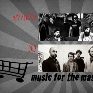 Music For The Masses - Appaloosa & SUS