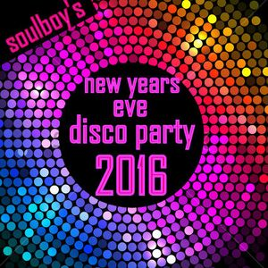 new years eve disco party MIX SPECIAL