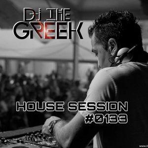 DJ-THE GREEK @ HOUSE SESSION #0133