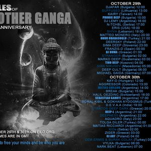 Dj Duma Guest Mix On Tales of Mother Ganga 1st Anniversary 29.10. @Eilo.org