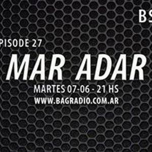 BSAS GROOVE GUEST DJS - EPISODE 27 - MAR ADAR