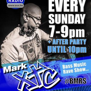 Mark XTC Bass Music Rave Show 18_12_2016 OSN Radio