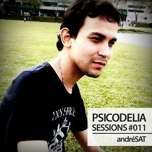 Psicodelia Sessions #011 - andréSAT